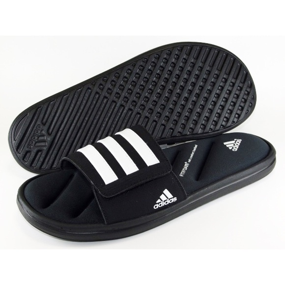 buy popular a6734 2ef7e adidas Shoes - Adidas FitFoam Slides